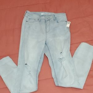 Old Navy Rockstar Highwaisted Jeans